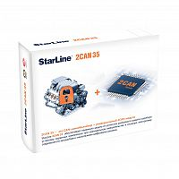 CAN-модуль StarLine 2CAN35